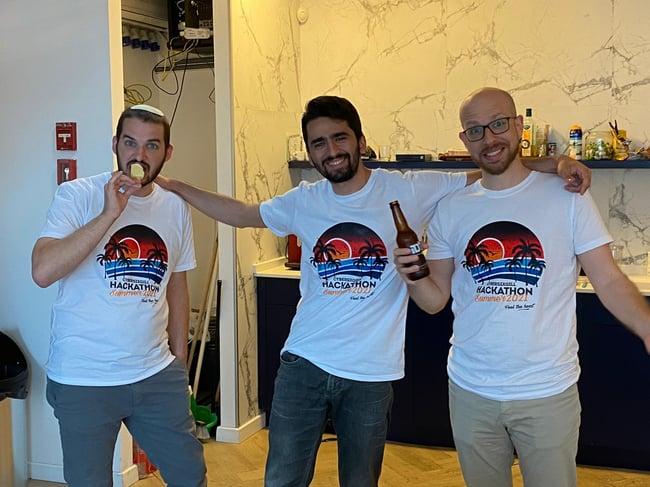 Cybersixgill summer hackathon munchies